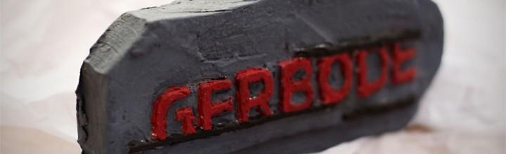GERBODE-grafikdesign – Logo in 3D