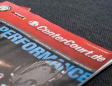 Printdesign »Katalog CenterCourt.de«