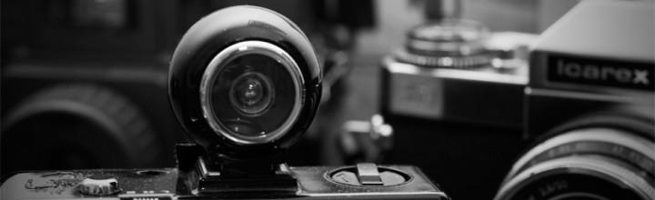 Die analoge Kamera-Sammlung von GERBODE-grafikdesign