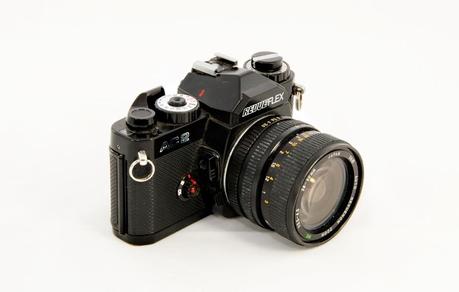 Analogfotografie-Kamera-Revueflex-AC2