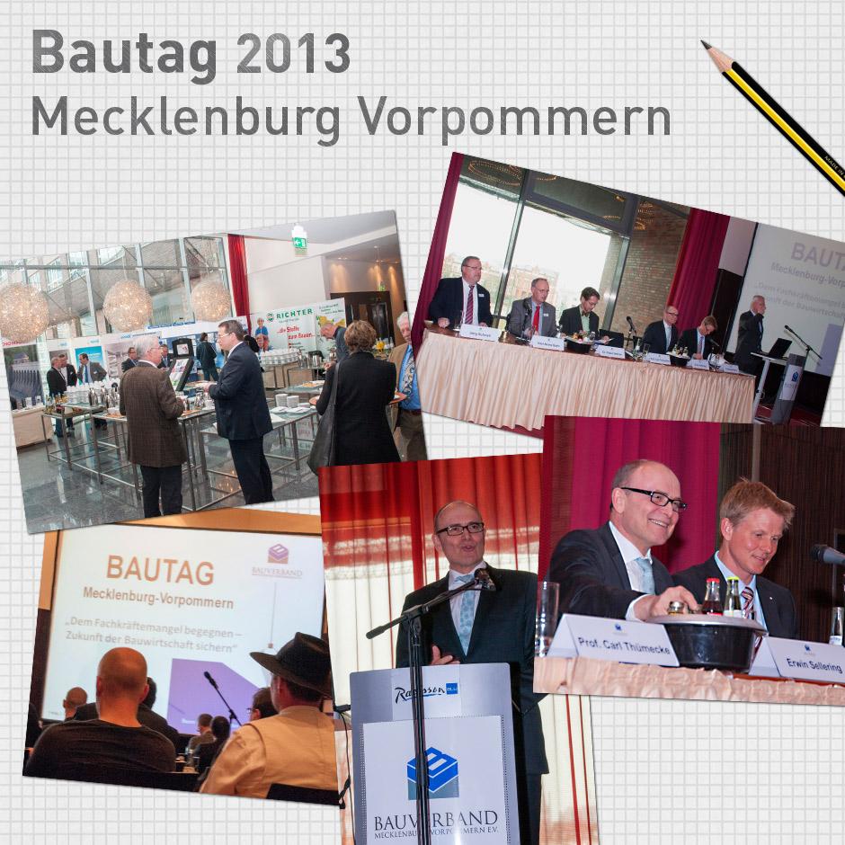 Veranstaltungsfotografie Bautag Radisson-Blu-Rostock