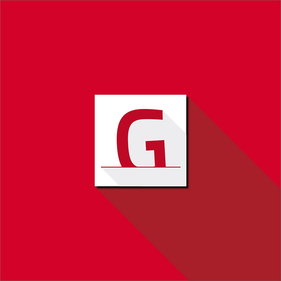 GERBODE-grafikdesgn Long Shadow