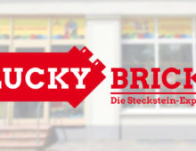 Logodesign »Lucky Bricks – Rostock«