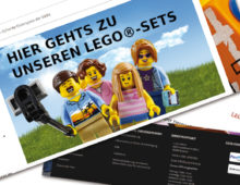 Webdesign »Lucky Bricks – Onlineshop«