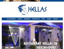 Webdesign »Hellas-Heringsdorf«
