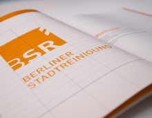 Corporate Design »Stadtreinigung«