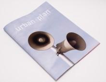 Printdesign »urban+plan« – Magazin