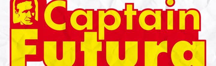 Logogestaltung »Captain Futura«