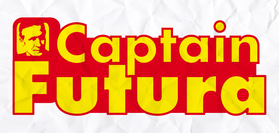 Logo Captain Futura