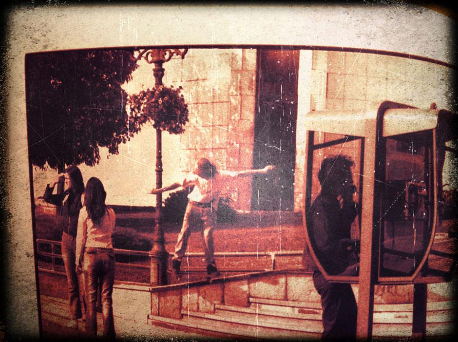Fotobuch-Skateboard innen