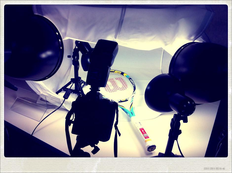 Produktfotografie für CenterCourt.de