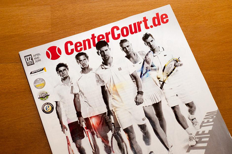 CenterCourt.de-Katalog-Cover