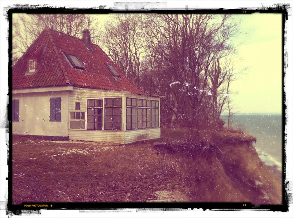 Haus an der Klippe - Brodtner Ufer