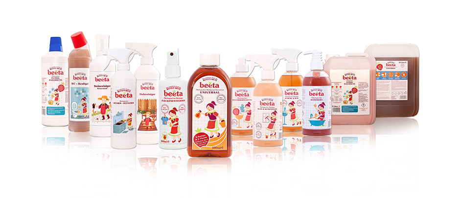 Produktfotografie von GERBODE-grafikdesign für Beeta
