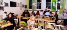 "Eröffnung vom Bistro ""Rue de Carl"" in Rostock"