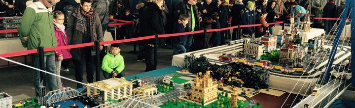 Die Gemeinsamkeit von Grafikdesign und Lego