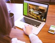 Webdesign »Bistro-Rue-de-Carl.de«